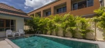Two Bedroom Pool Villa A