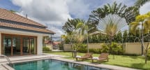 Three Bedroom Pool Villa