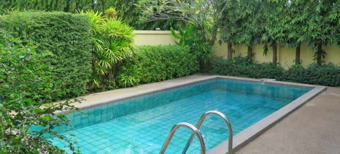 Two-Bedroom Pool Villa – Property Feature
