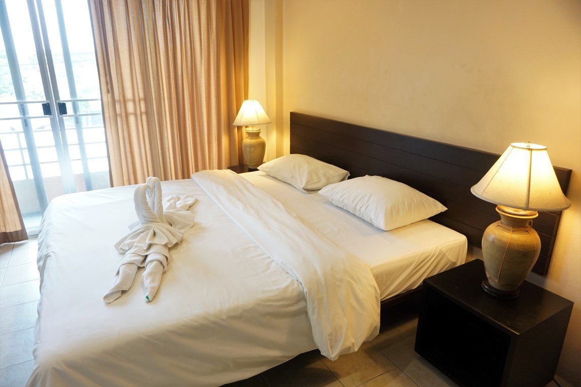 Studio room at Chaofa West Suites Chalong