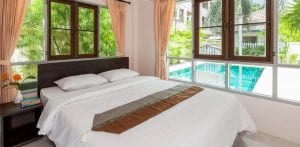2 bedroom villa chaofa west