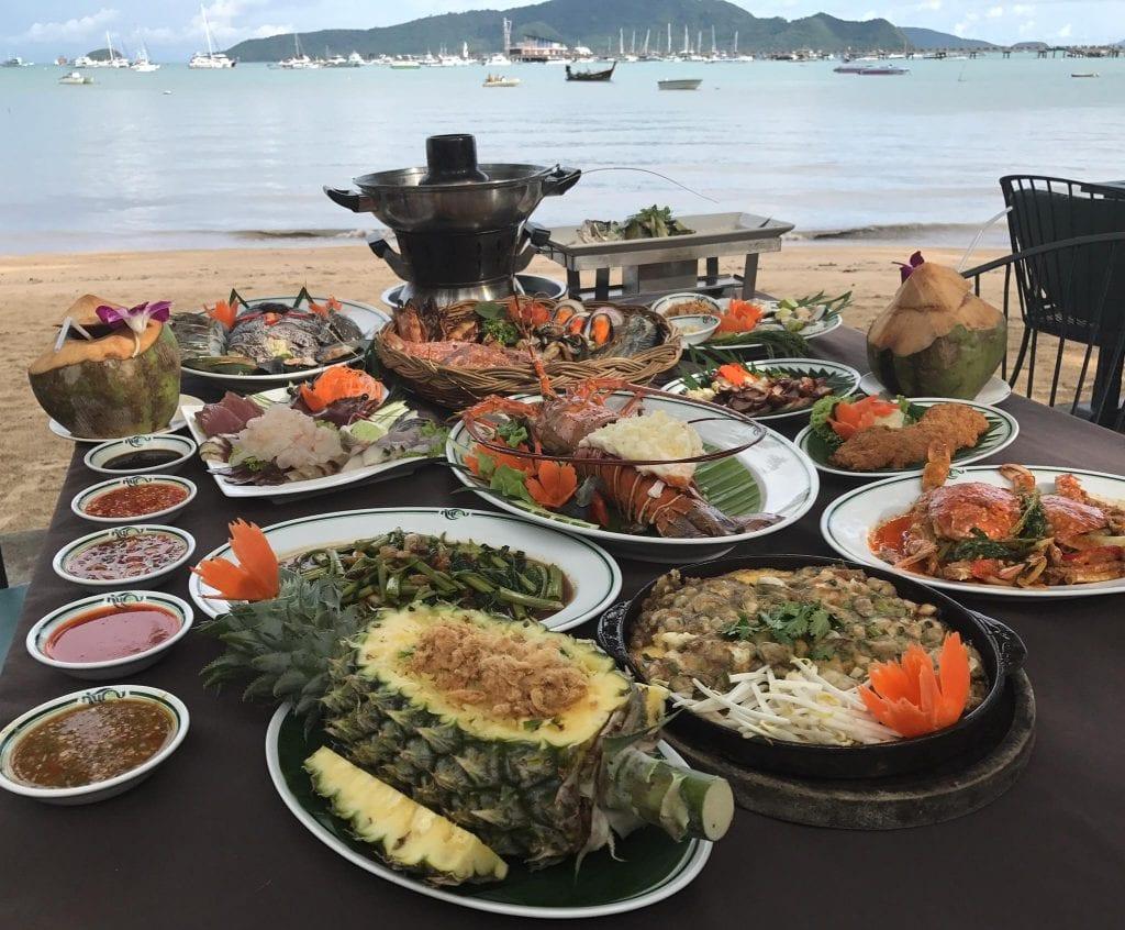 kan eang 2 dining chalong