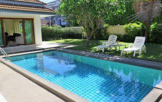 3 bedroom pool villa Chalong